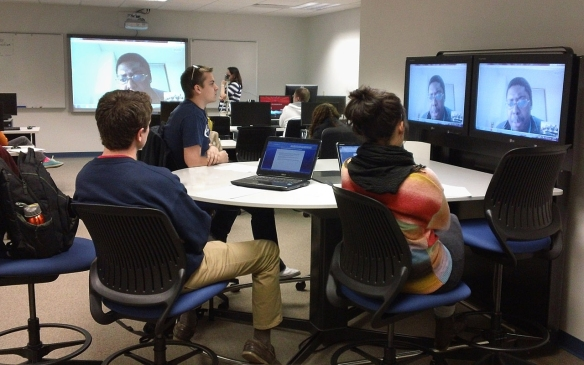 Live streaming plays an important role in e-learning and online education